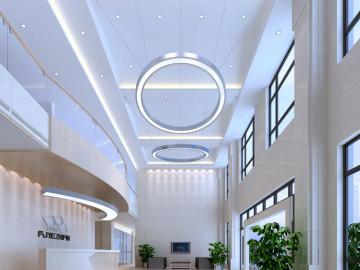富亿纸品办公楼设计