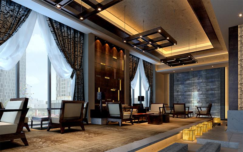 简约 其他图片来自上风空间装饰在万家度假酒店的分享