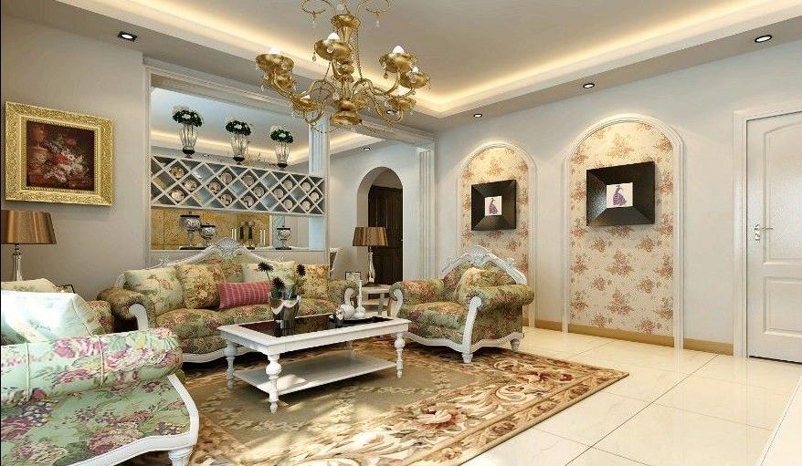 客厅图片来自天津印象装饰有限公司在印象装饰 案例赏析2015-6-24的分享