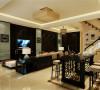 华侨城别墅装修新中式风格设计