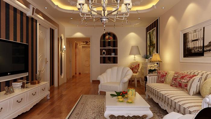 二居 现代 客厅图片来自长沙业之峰在香樟兰亭现代风格的分享