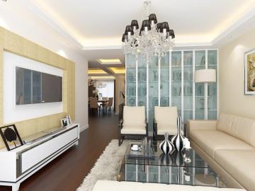 15万打造100平现代新居