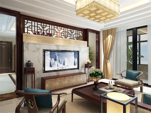 万科柏翠园五室三厅一厨四卫340㎡户型,此次方案我才用了中式风格。中国传统的室内设计融合了庄重与优雅双重气质。