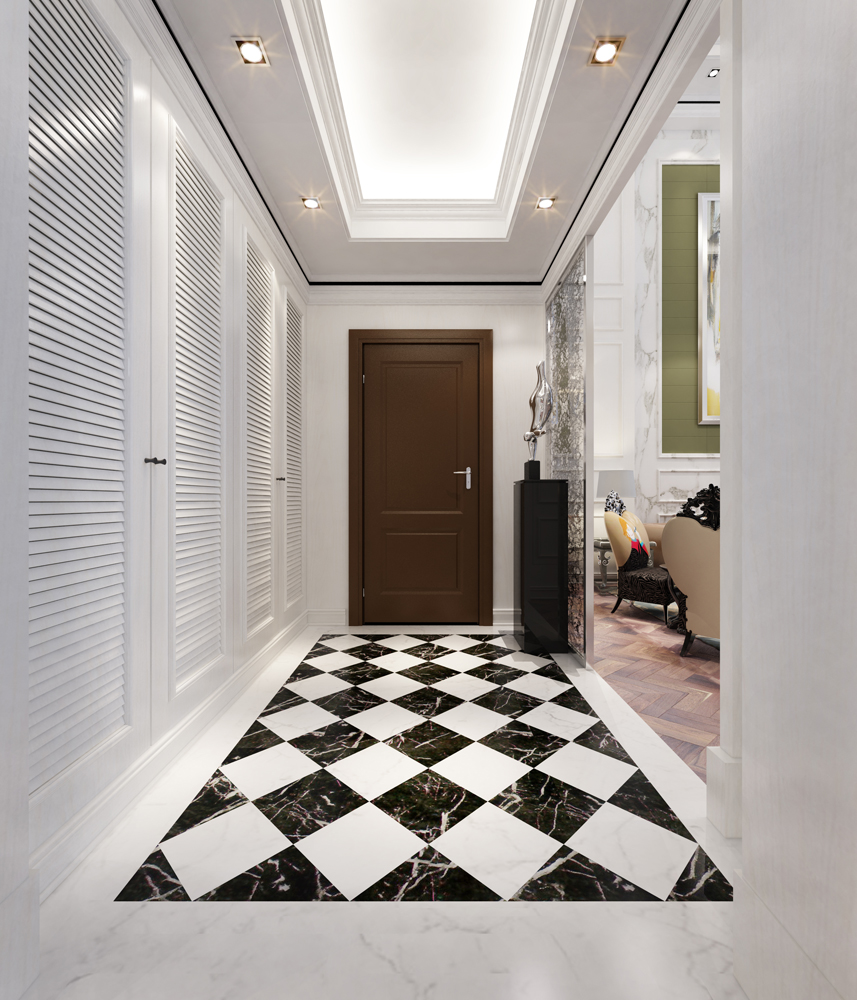 美式 奢华 豪宅 玄关图片来自EEE在高调美式的分享