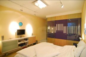 地中海 温馨 公寓 80后 小资 收纳 卧室图片来自北京装修设计o在北京奥林匹克花园打造地中海风格的分享