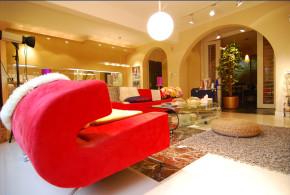地中海 温馨 公寓 80后 小资 收纳 客厅图片来自北京装修设计o在北京奥林匹克花园打造地中海风格的分享