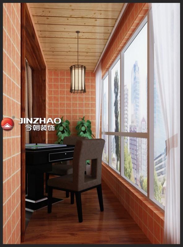 三居 阳台图片来自152xxxx4841在水溪庭院 170平的分享