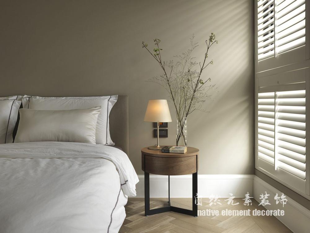 美式 三居 小资 高雅 卧室图片来自自然元素装饰在前海广场——淡雅脱俗的美式风格的分享