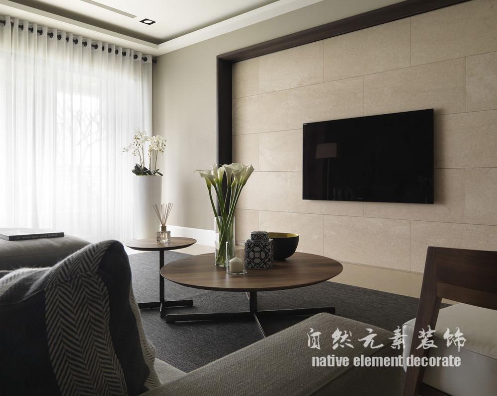 美式 三居 小资 高雅 客厅图片来自自然元素装饰在前海广场——淡雅脱俗的美式风格的分享