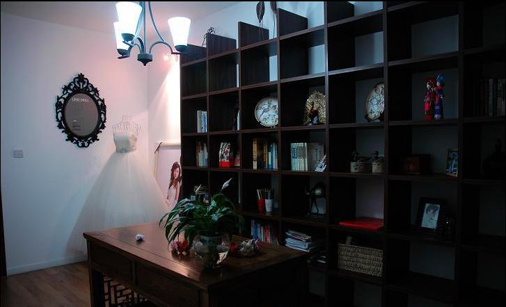 书房图片来自天津印象装饰有限公司在印象装饰 案例赏析2015-6-29的分享