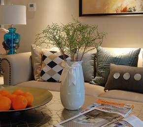 新古典 三居 温馨 舒适 其他图片来自佰辰生活装饰在9万半包打造131平新古典低调空间的分享