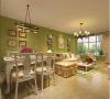 田园风格两居室设计案例
