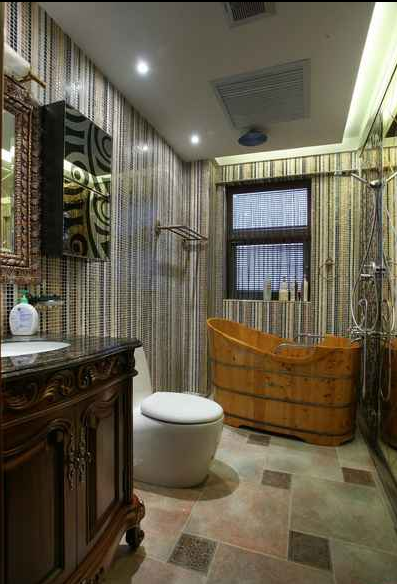 卫生间图片来自天津印象装饰有限公司在印象装饰 案例赏析 2015-6-30的分享