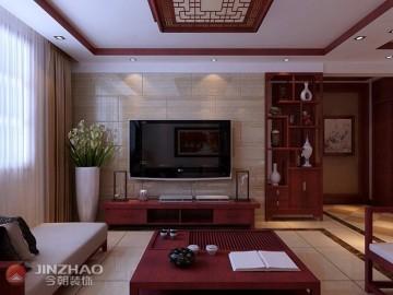 【现代中式】--太重馨苑160平米