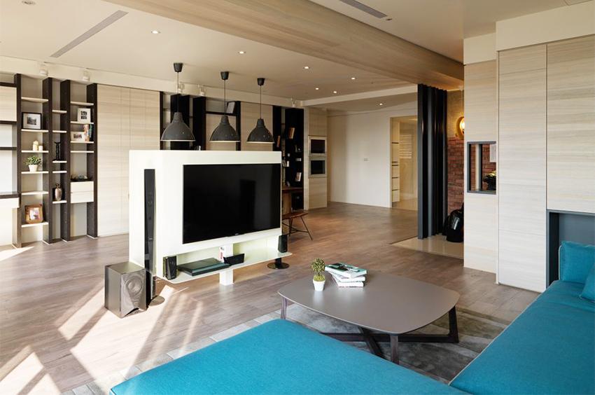 简约 二居 旧房改造 80后 小资 白领 客厅图片来自伊美高装饰在城市东座杨女士雅居的分享