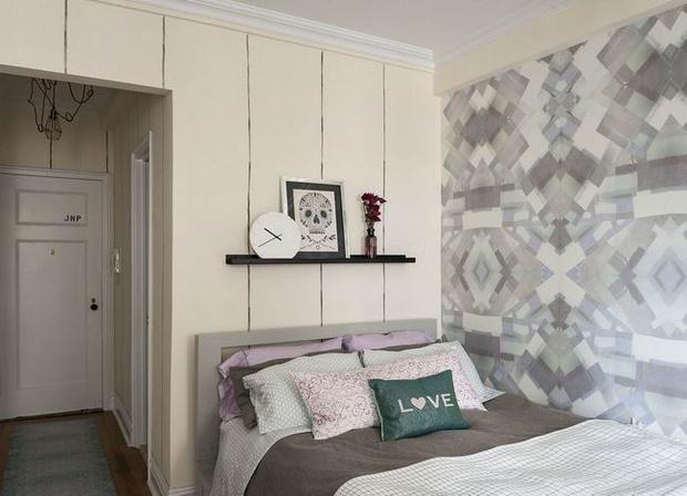 简约 卧室图片来自四川岚庭装饰工程有限公司在40平单身女性的简约活力公寓的分享