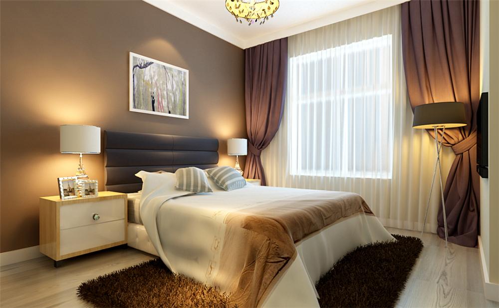 二居 白领 收纳 80后 小资 卧室图片来自实创装饰完美家装在中国铁建广场80平简约时尚赏析的分享
