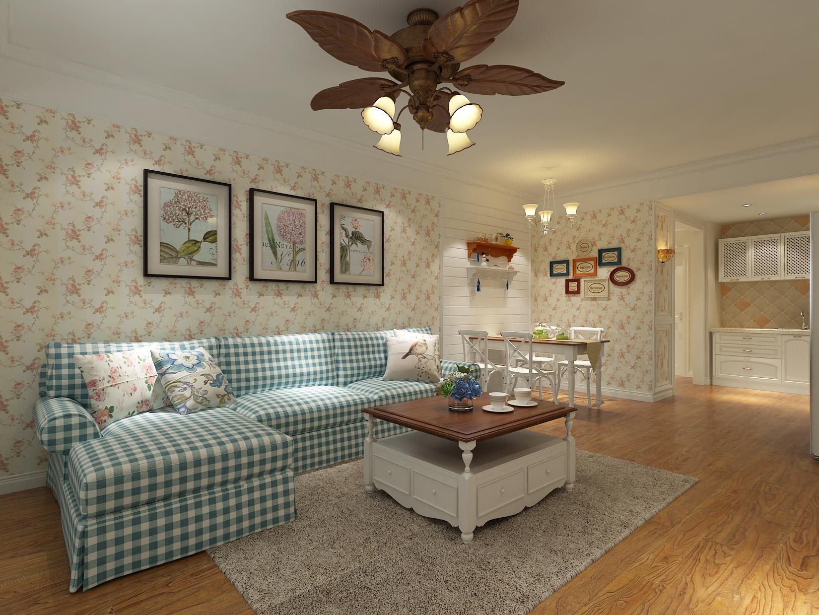装修设计师 装修设计 装修公司 威廉装饰 客厅图片来自青岛威廉装饰在鸿泰锦园的分享