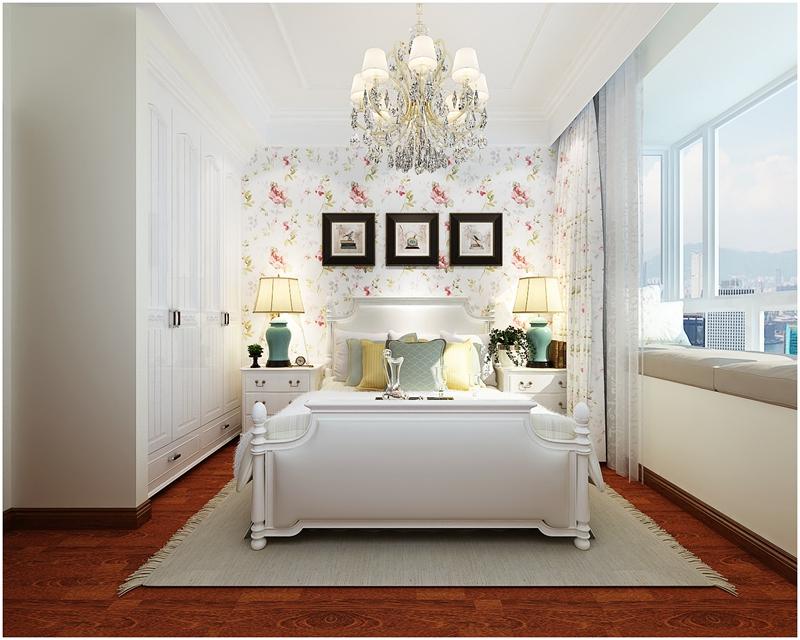 简欧 四居室 大气装修 实创 儿童房图片来自快乐彩在花样年华简欧风格装修效果图的分享