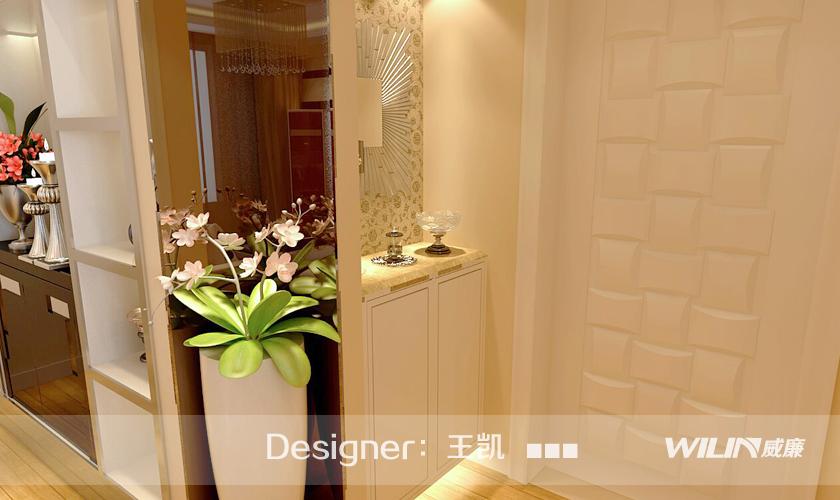 装修设计 装修设计师 青岛装饰 装修公司 威廉装饰 卫生间图片来自青岛威廉装饰在金光丽园的分享