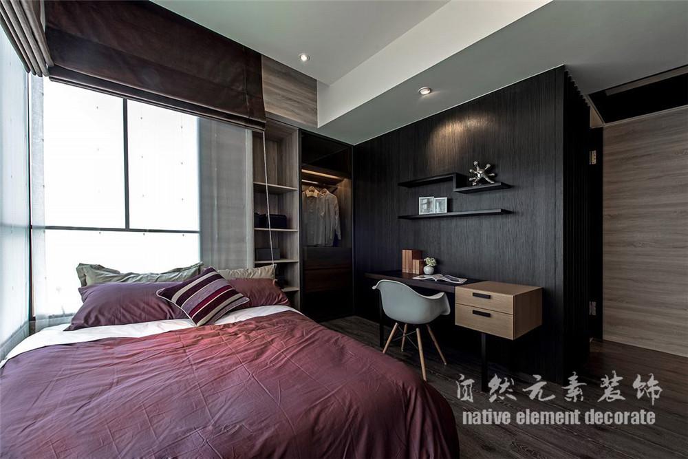 水木丹华 美式 小资 三居 白领 卧室图片来自自然元素装饰在水木丹华——后现代主义的分享