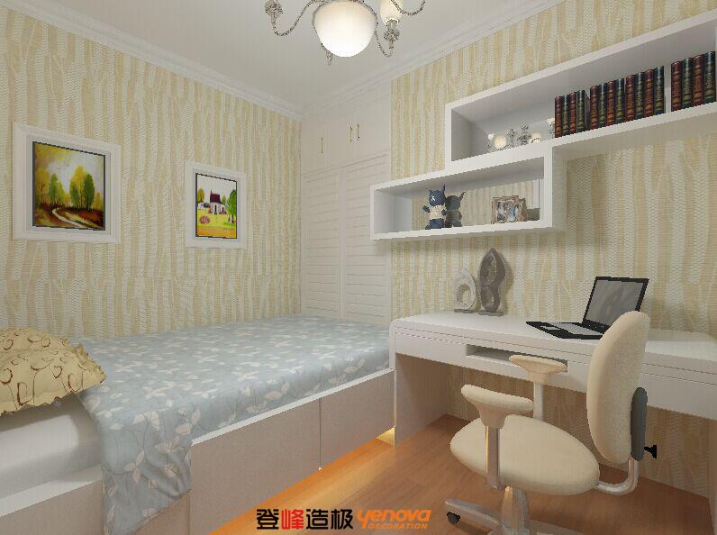 现代 红星美凯龙 收纳 小资 环保装修 卧室图片来自兰州业之峰大户型设计中心在兰州红星紫郡100loft经典案例的分享