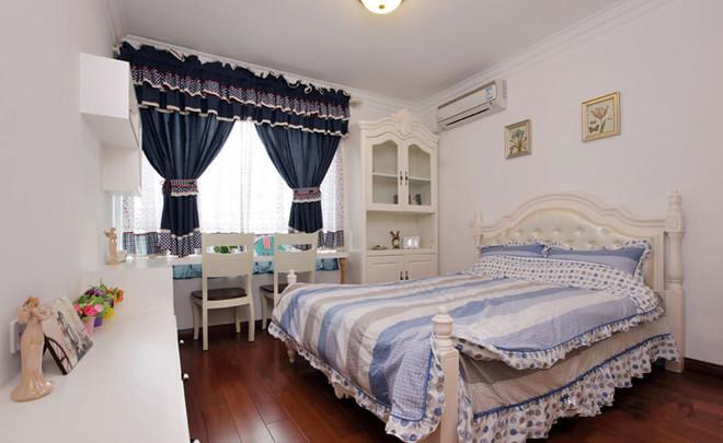 二居 混搭 儿童房图片来自四川岚庭装饰工程有限公司在清新两居室,美式变田园的分享