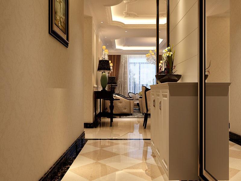 日升装饰 欧式装修效 装修公司 其他图片来自西安日升装饰在曲江观邸140平米欧式的分享
