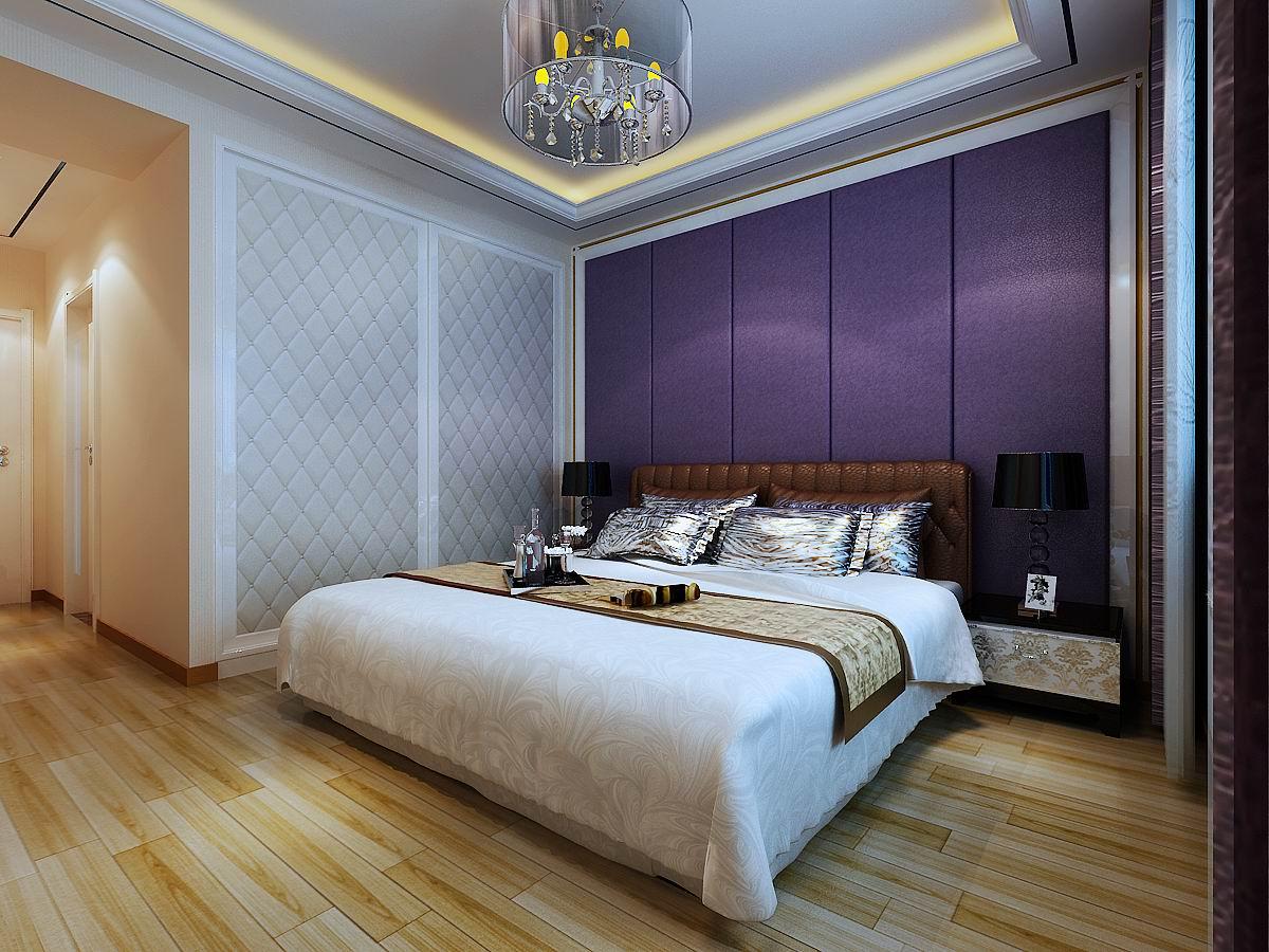 次卧 墙面 卧室图片来自兰州业之峰大户型设计中心在兰州北新时代146经典案例的分享