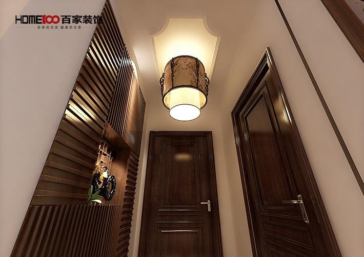 新中式风格 三居室 小资 80后 新房装修 其他图片来自百家装饰杨乐乐在香格里拉新中式风格的分享