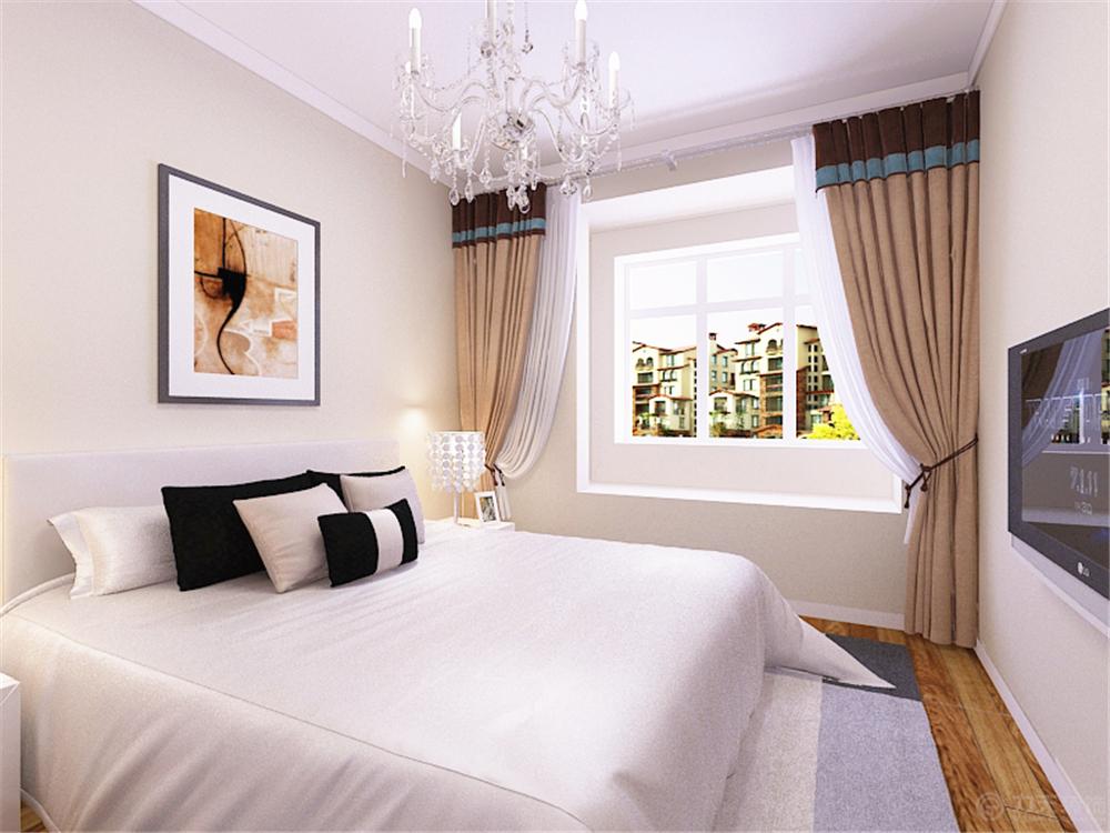 混搭 二居 收纳 白领 80后 小资 卧室图片来自阳光力天装饰在力天装饰-金隅悦城-75.00㎡的分享