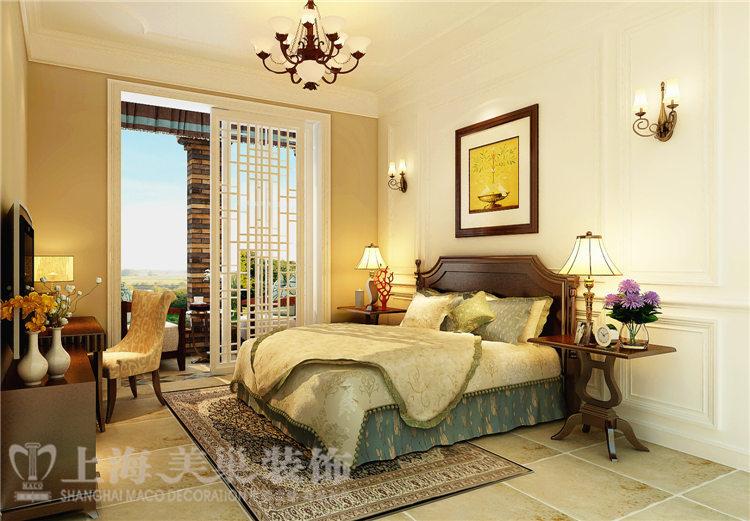 三居 小资 80后 别墅 白领 卧室图片来自美巢装饰--李凌晨在普罗旺世140平美式乡村装修效果的分享
