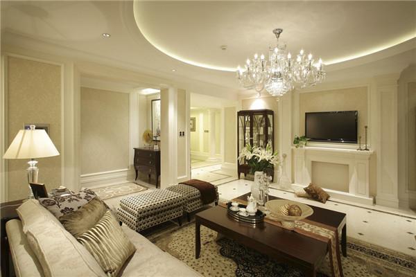 日升装饰 客厅图片来自装修设计芳芳在造简欧大气风 自然典雅高贵气质的分享