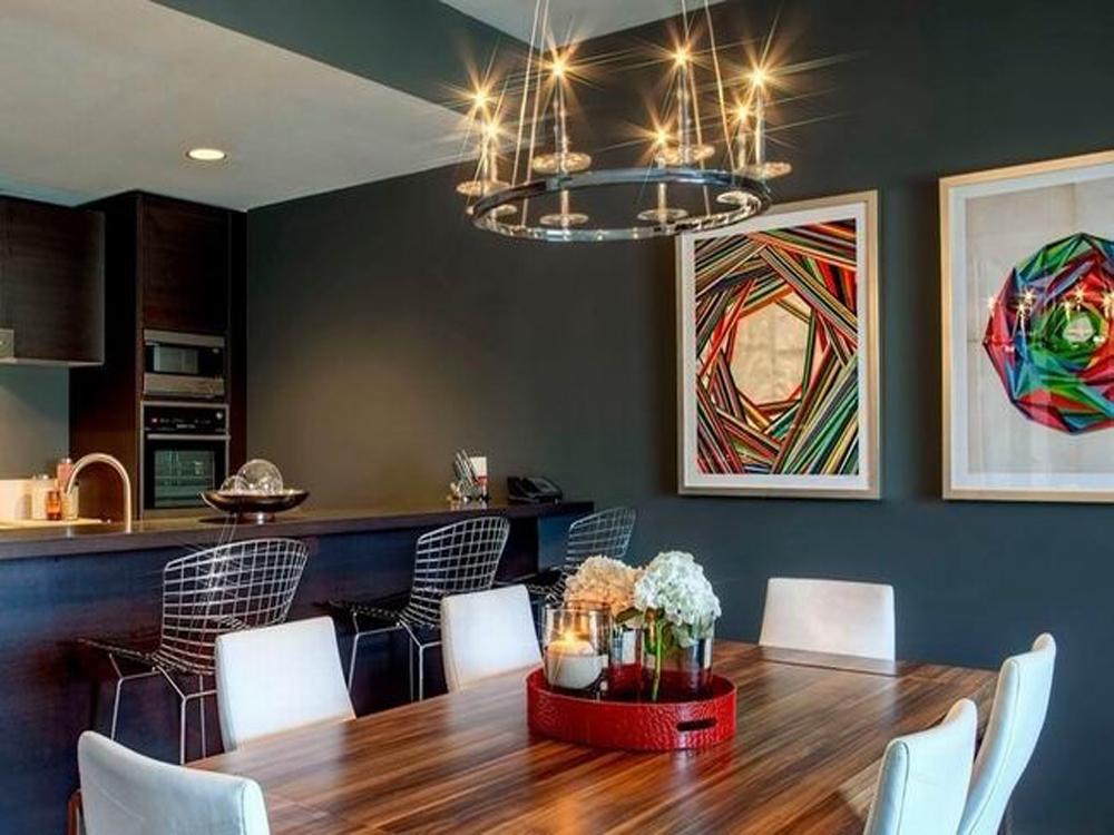 餐厅图片来自tjsczs88在超大胆色彩搭配,完美家居的分享