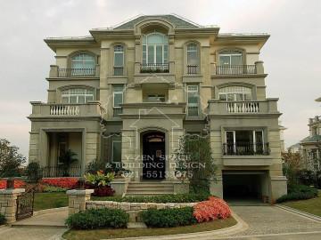 低调奢华现代别墅装修
