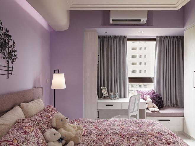 二居 简约 卧室图片来自四川岚庭装饰工程有限公司在简约混搭美家的分享