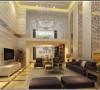 350平联排别墅现代简约设计