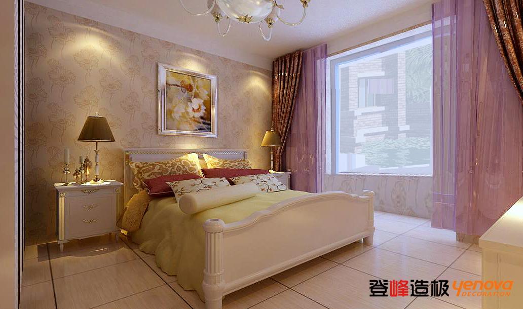 欧式 白领 小资 收纳 三居 卧室图片来自兰州业之峰大户型设计中心在兰州中广宜景湾尚城经典案例的分享