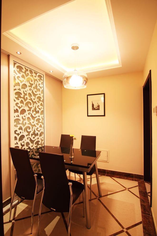 二居 餐厅图片来自四川岚庭装饰工程有限公司在潮流小舒适现代简约风格!的分享