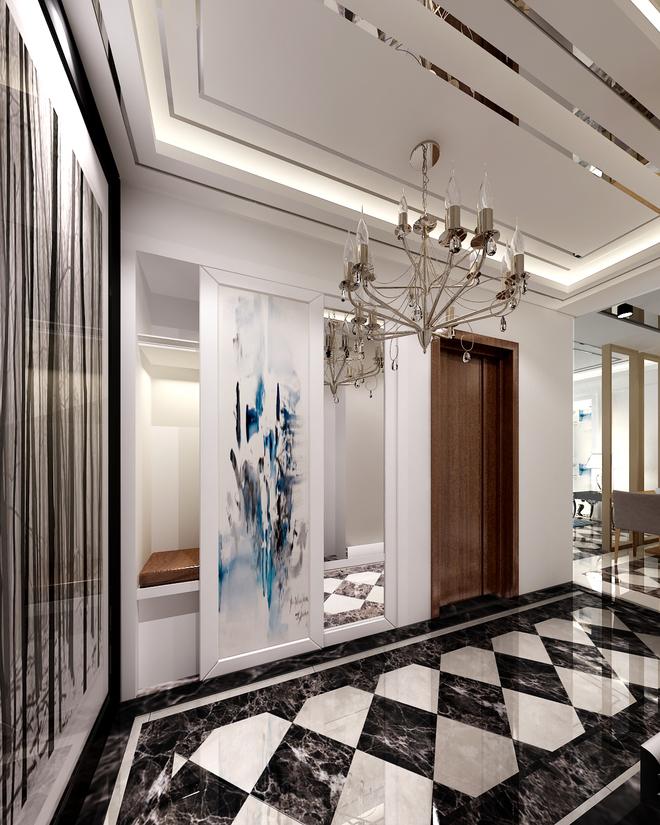 三居 客厅图片来自四川岚庭装饰工程有限公司在标筑设计的分享