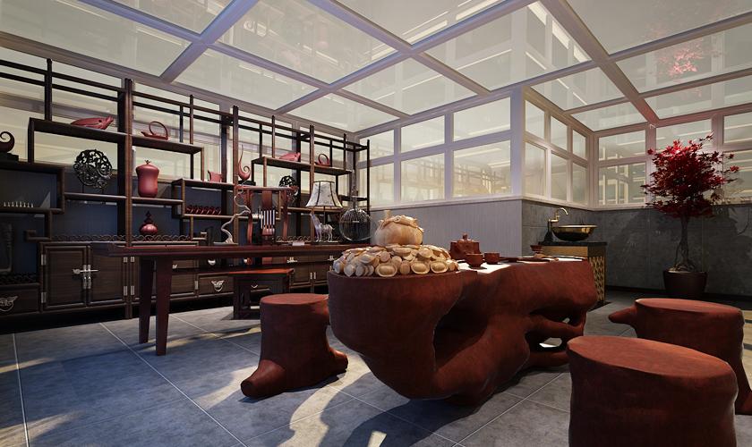 书房图片来自青岛威廉装饰在龙湖别墅的分享
