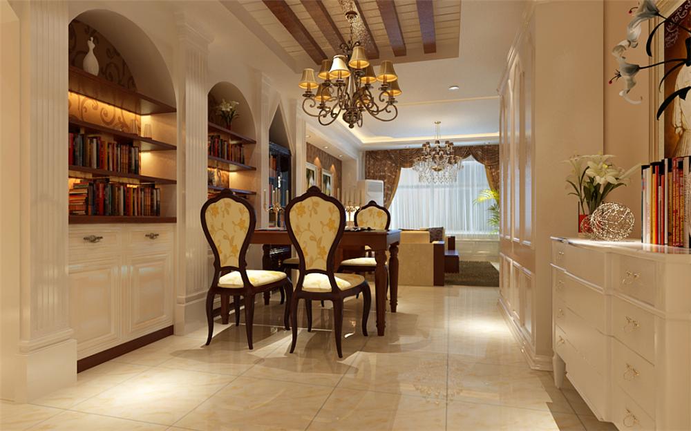 简约 二居 白领 收纳 80后 小资 餐厅图片来自实创装饰完美家装在天通苑80平简约不简单赏析的分享