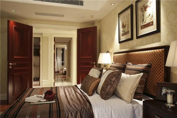 日升装饰 卧室图片来自装修设计芳芳在造简欧大气风 自然典雅高贵气质的分享