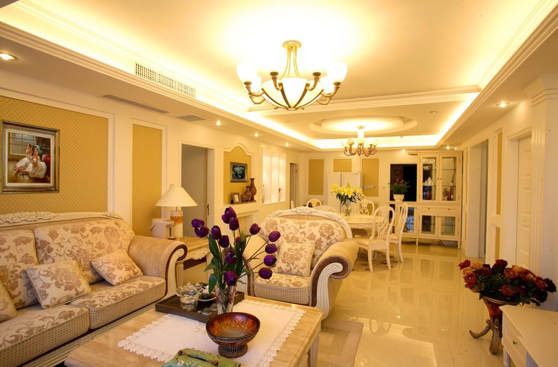 法式 三居 餐厅图片来自赵修杰在作为欧式古典风格中的代表的分享