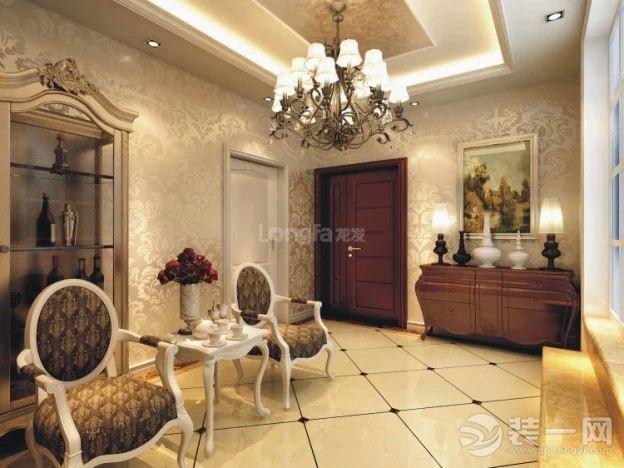 书房图片来自上海日升装饰李彦龙在龙发装饰-金辉天鹅湾的分享