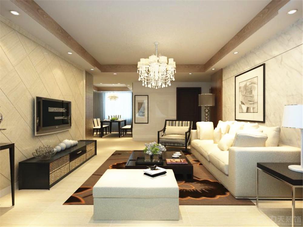 现代简约 三居 白领 收纳 80后 小资 客厅图片来自阳光放扉er在华润橡树湾-120㎡-现代简约的分享