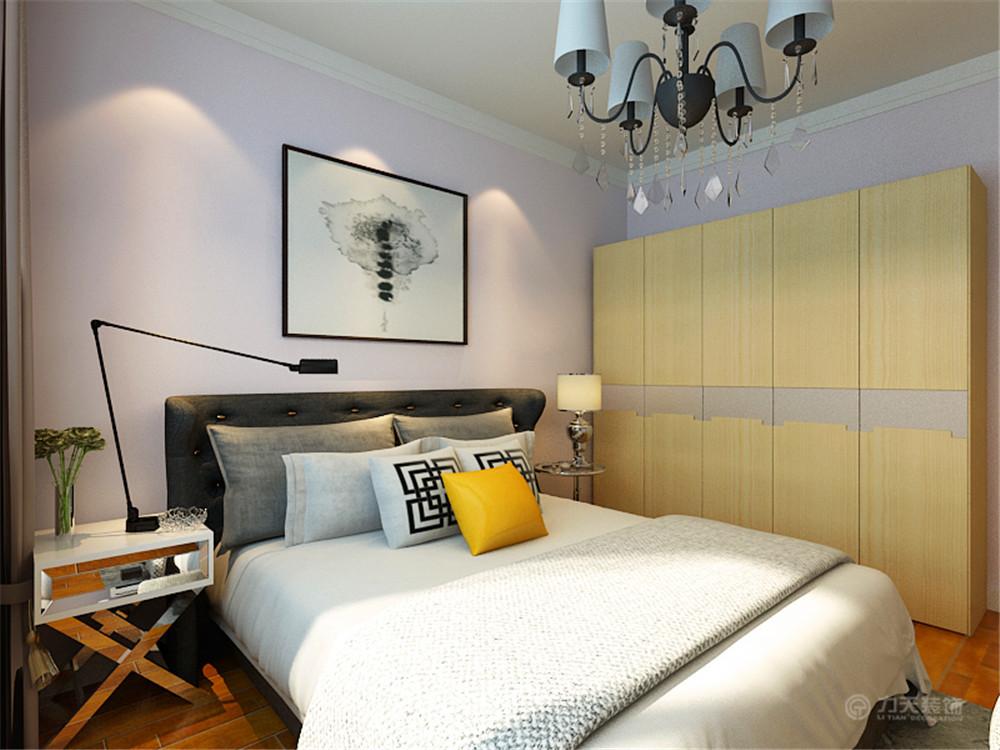 现代简约 二居 白领 收纳 80后 小资 卧室图片来自阳光放扉er在观景里小区-80㎡-现代简约的分享