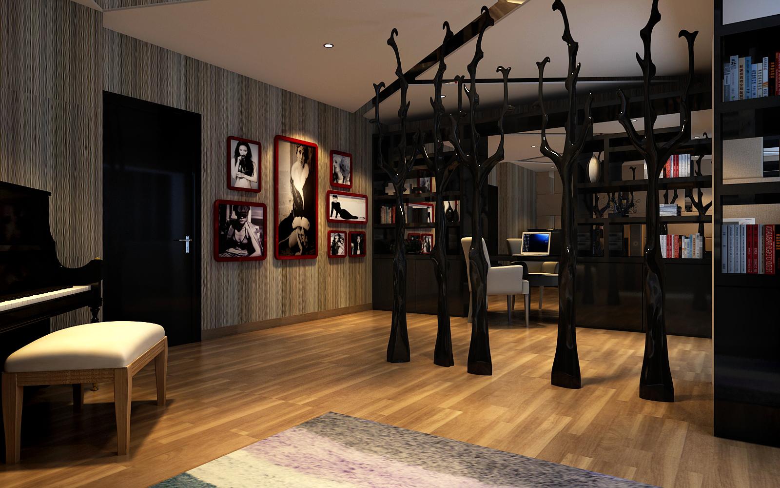 简约 别墅 其他图片来自实创装饰上海公司在减法原则简约风格设计的分享