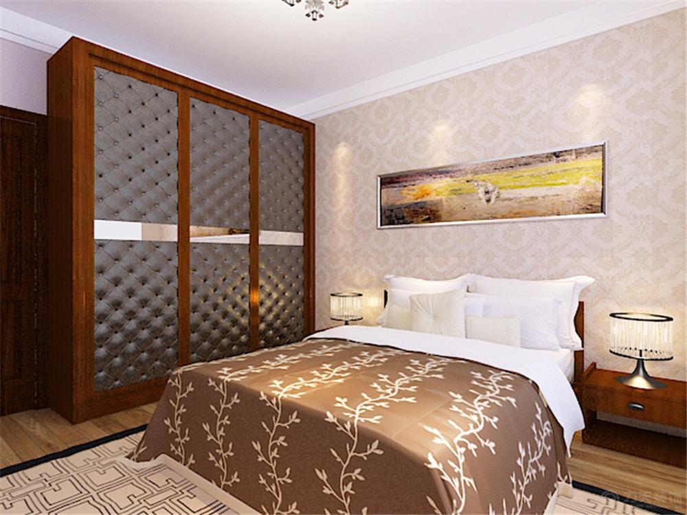 简约 混搭 三居 白领 收纳 小资 80后 旧房改造 卧室图片来自阳光力天装饰在力天装饰-中铁滨海壹号118㎡的分享