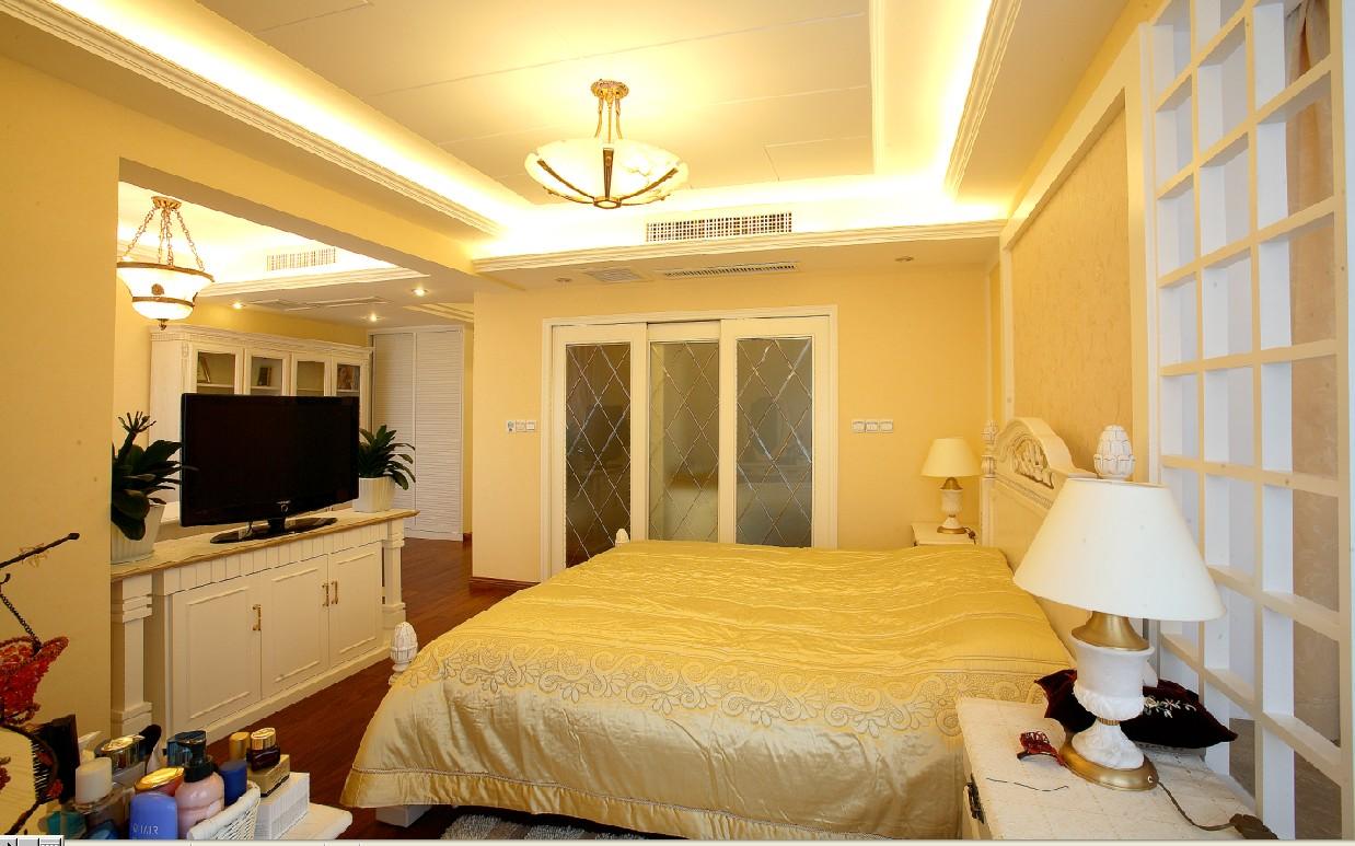 法式 三居 卧室图片来自赵修杰在作为欧式古典风格中的代表的分享